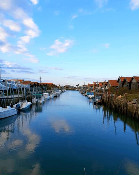 Port ostréicole des communes du Bassin d'Arcachon