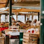 marché bassin d'Arcachon